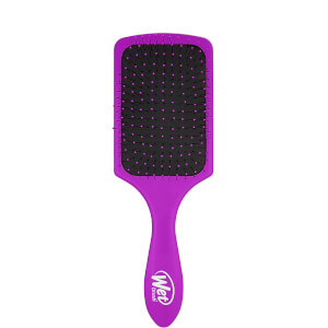 WetBrush Detangler Paddle Brush - Purple