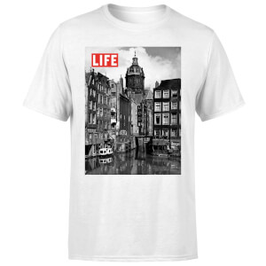 LIFE Magazine City Life Men's T-Shirt - White