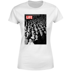 LIFE Magazine Cinematic Women's T-Shirt - White