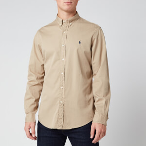 Polo Ralph Lauren Men's Chino Sport Shirt - Surrey Tan