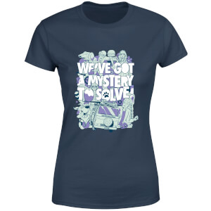 We've Got A Mystery To Solve! Women's T-Shirt - Navy