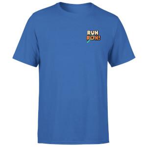 T-shirt Ruh-Roh! Pocket - Bleu - Homme