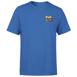 Ruh-Roh! Pocket Men's T-Shirt - Royal Blue