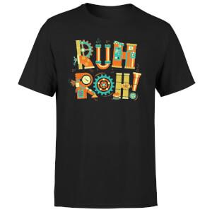 T-shirt Ruh-Roh! Clockwork - Noir - Homme