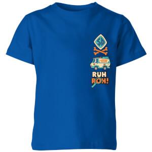 Ruh-Roh! Kids' T-Shirt - Royal Blue