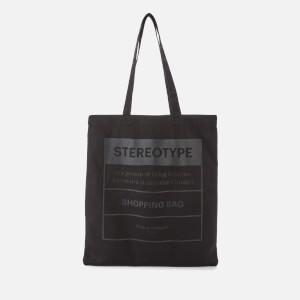 Maison Margiela Men's Shopping Bag - Black