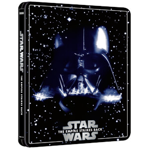 Star Wars Episode V: The Empire Strikes Back - Zavvi Exclusive 4K Ultra HD Steelbook (3 Disc Edition includes Blu-ray)