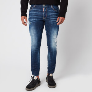 Dsquared2 Men's Skater Jeans - Blue