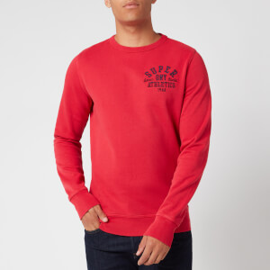 Superdry Men's Superstate Sweatshirt - Grapefruit
