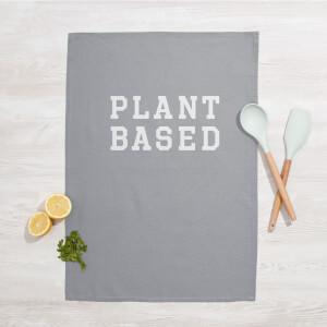 Plant Based Cotton Grey Tea Towel