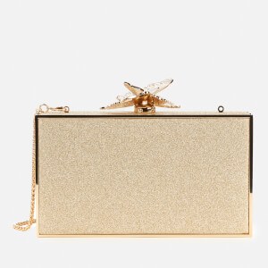 Sophia Webster Women's Clara Butterfly Box Bag - Gold