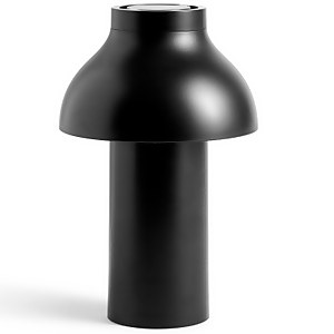 HAY PC Portable Indoor/Outdoor Table Lamp - Black