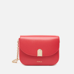 Furla Women's 1927 Mini Cross Body Bag - Ruby
