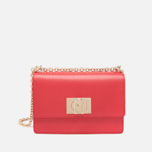 Furla Women's 1927 Mini Cross Body 20 Bag - Ruby