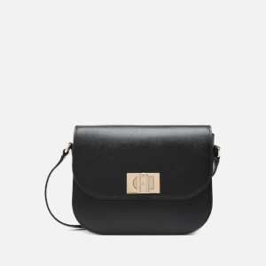 Furla Women's 1927 Small Cross Body 23 Bag - Black