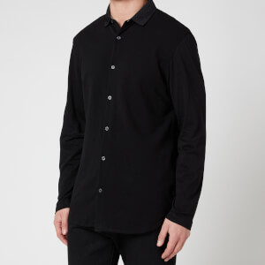 Armani Exchange Men's Smart Shirt - Black