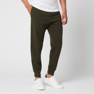 Armani Exchange Men's Drawcord Sweatpants - Black