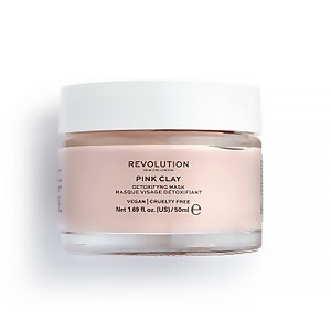 Pink Clay Detoxifying Face Mask 50ml