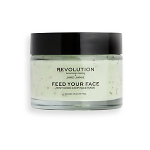 Revolution Skincare x Jake Jamie Mint Choc Chip Face Mask 50ml