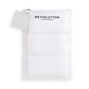 Revolution Skincare Microfibre Face Cloths 50ml