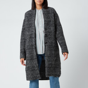 Isabel Marant Étoile Women's Gabriel Coat - Black