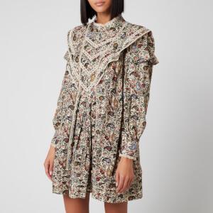 Isabel Marant Étoile Women's Rebel Dress - Ecru