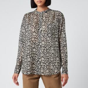 Isabel Marant Étoile Women's Mexika Shirt - Black