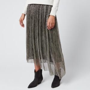 Isabel Marant Étoile Women's Dolmenae Skirt - Silver