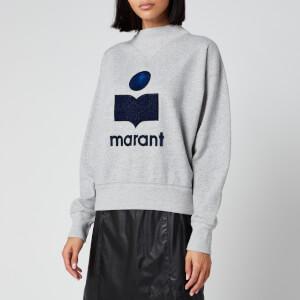 Isabel Marant Étoile Women's Moby Sweatshirt - Grey