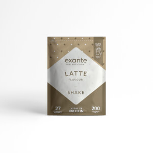 Meal Replacement Box of 7 Latte Shake