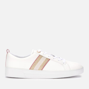 Ted Baker Women's Baily Low Top Trainers - White