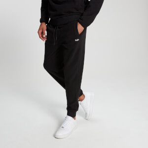 MP Men's Essential Fleece Joggers - Black