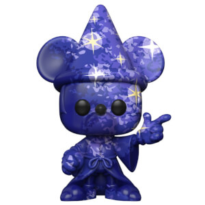 Disney Fantasia 80th Mickey Artist Series 1 Figura Pop! Vinyl