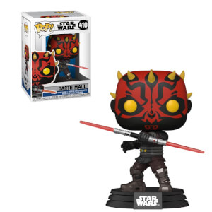 Star Wars Clone Wars Darth Maul Pop! Vinyl Figure