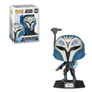 Star Wars Clone Wars Bo-Katan Pop! Vinyl Figure