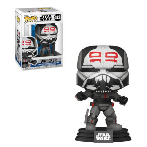 Star Wars Clone Wars Wrecker Pop! Vinyl Figure
