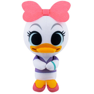 "Disney Mickey Mouse Daisy Duck 4"" Funko Plush"