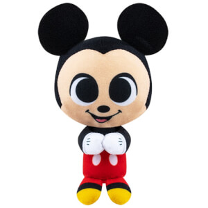 "Disney Mickey Mouse 4"" Funko Plush"