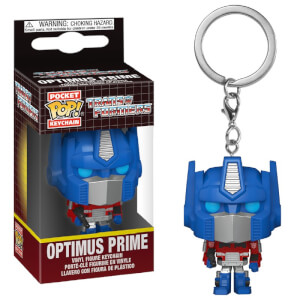 Transformers Optimus Prime Pop! Keychain