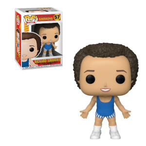 Richard Simmons Pop! Vinyl Figur