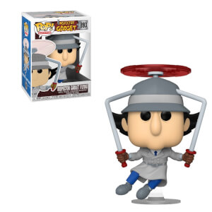 Inspector Gadget Flying Funko Pop! Vinyl
