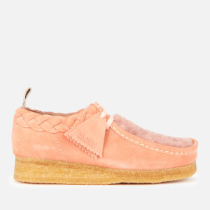 Clarks Originals Women's Suede Wallabee Shoes - Sandstone Multi