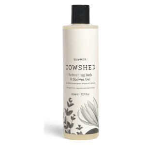 Cowshed Summer Limited Edition Refreshing Bath and Shower Gel 300ml