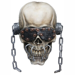 Trick or Treat Megadeth Vic Rattlehead Mask