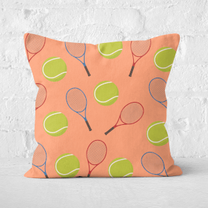 Tennis Square Cushion
