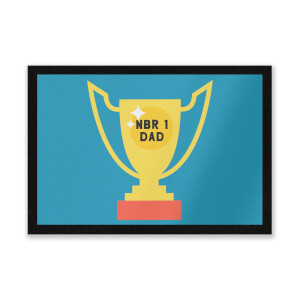 Nbr 1 Dad Cup Entrance Mat