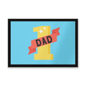 1 Dad Entrance Mat