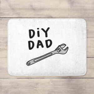 DIY Dad Bath Mat