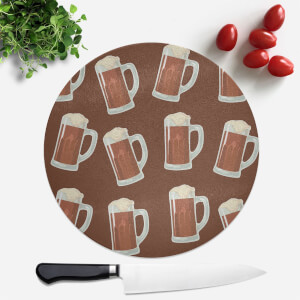 Stout Round Chopping Board