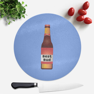 Best Bud Round Chopping Board